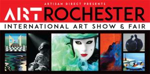 3D Lenticular Artist Featured In Art Rochester International Art Fair And Show